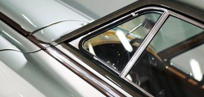 Bentley S1 1959 side closeup view
