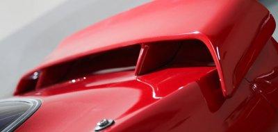 Chevrolet Corvette 1982 spoiler