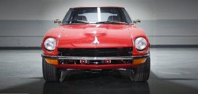 Datsun 240Z front view