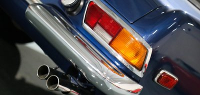 Mercedes Benz SL280 1969 right taillight