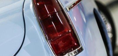 MG B 1963 taillight