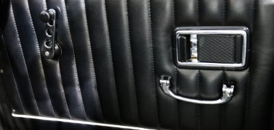 MG C 1969 door