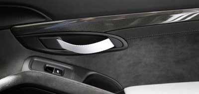 Porsche GT3 RS 2016 inner door handle/window buttons