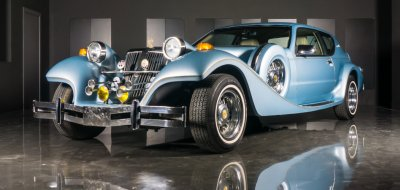 Zimmer Tiffany coupe 5,0  1988