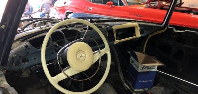 Mercedes Benz 280 SE 1970
