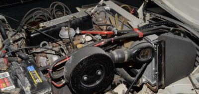 Triumph Spitfire 1978 - before restoration