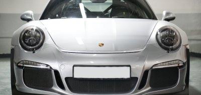 Porsche GT3 RS 2016 front view