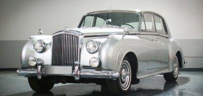 Bentley S1 1959 front left view