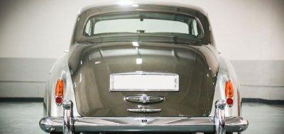 Bentley S1 1959 rear view
