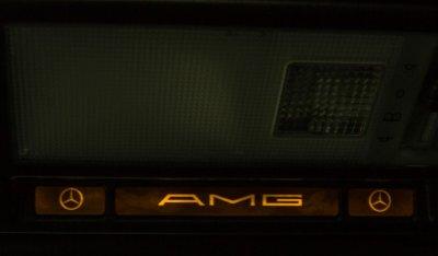 AMG - Mercedes Benz 3,4 AMG CE300 1991