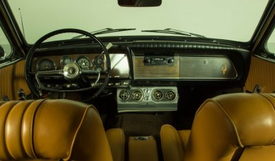 Studebaker Gran Turismo Hawk 1963 interior