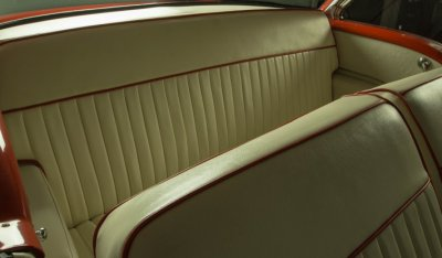 Oldsmobile 88 1956 backseat