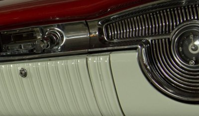 Oldsmobile 88 1956 panel