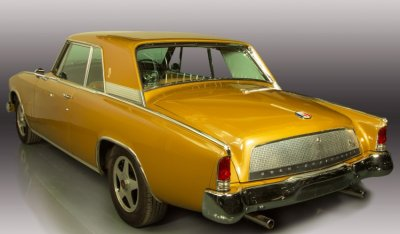 Studebaker Gran Turismo Hawk 1963 rear left view