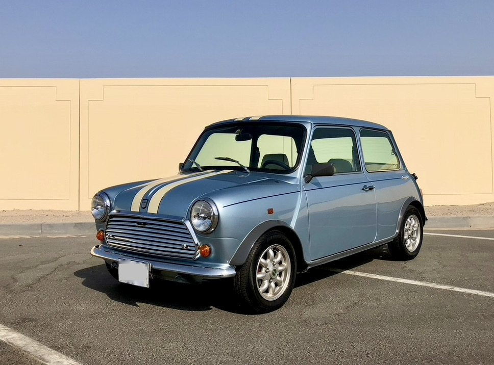 Mini Mayfair 1988