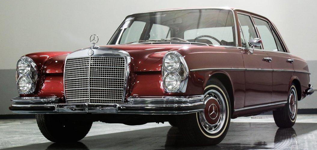 Mercedes Benz 280SEL 1972